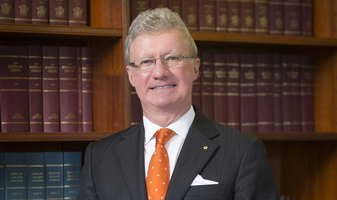PATRON | His Excellency the Honourable Paul de Jersey