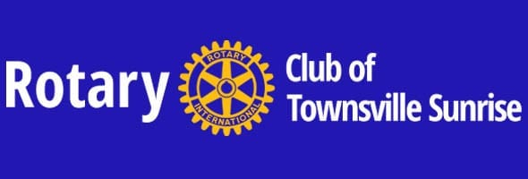 Rotary Club of Townsville Sunrise makes a sizeable donation