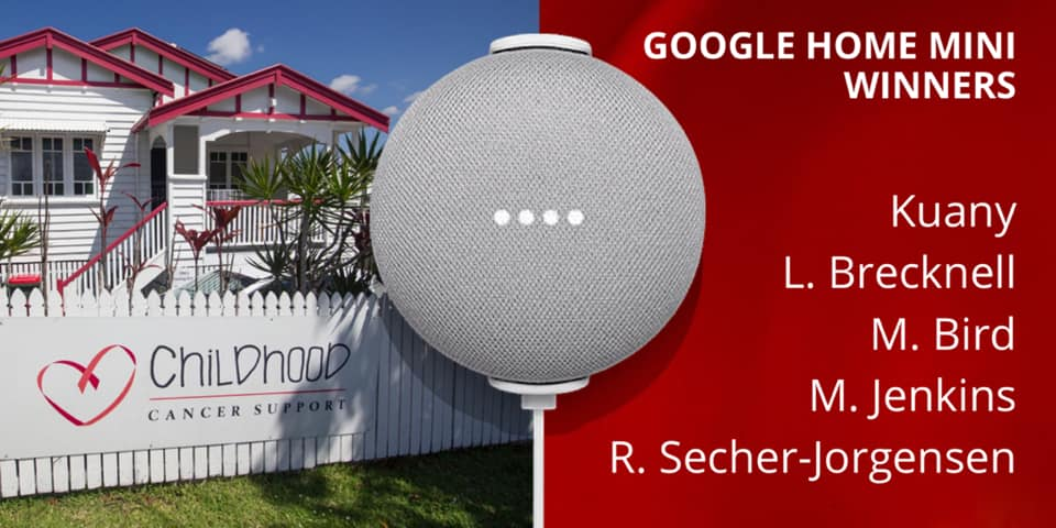 Google Home Mini Competition Winners